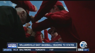 Williamsville East ready for state final four