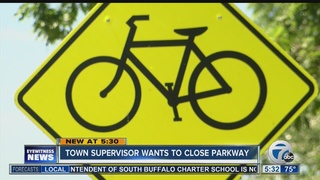 Grand Island supervisor wants to close parkway