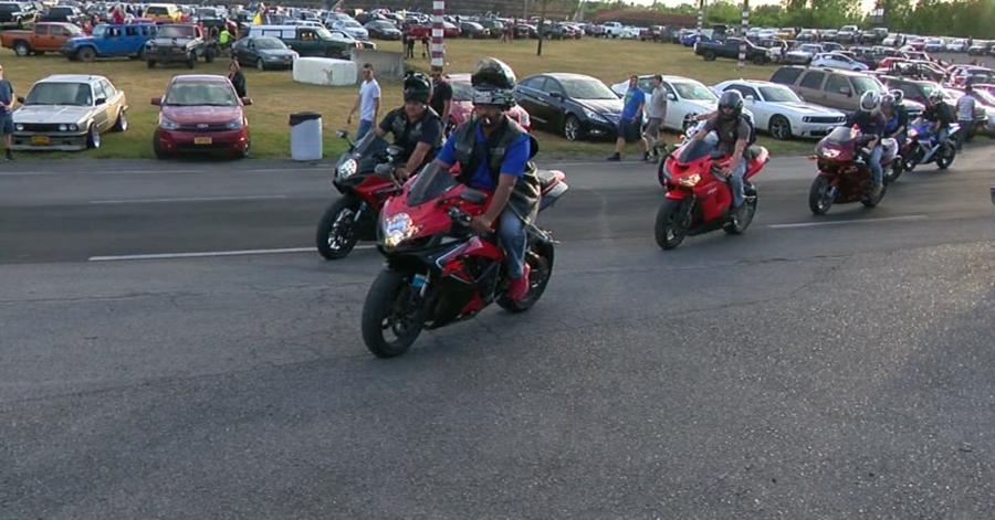 memorial ride for man killed in motorcycle crash
