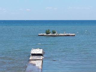Olcott Beach closed until further notice