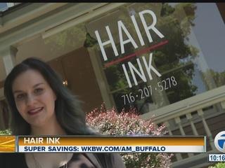 Super Savings Deal at Hair Ink