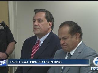 Three WNY political operatives indicted