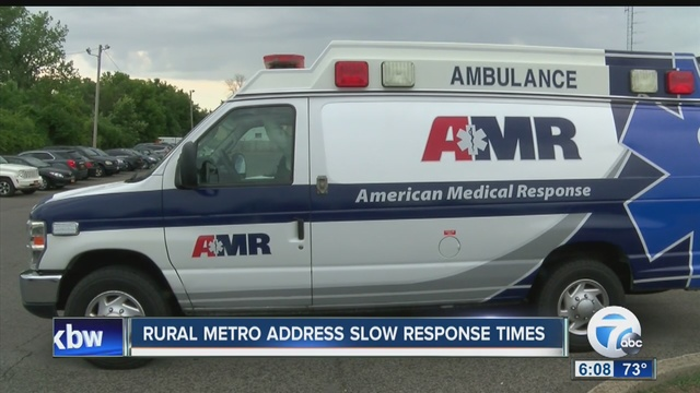 AMR working to improve ambulance service - WKBW.com ...