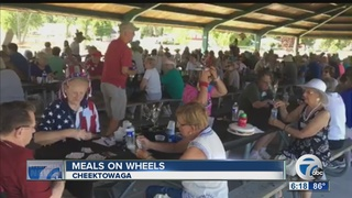 Hats off to you, Meals on Wheels volunteers!