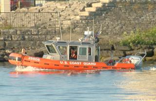 Coast Guard suspends search over empty boat