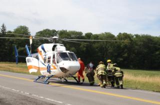 Mercy Flight, Niagara to discuss EMS coverage