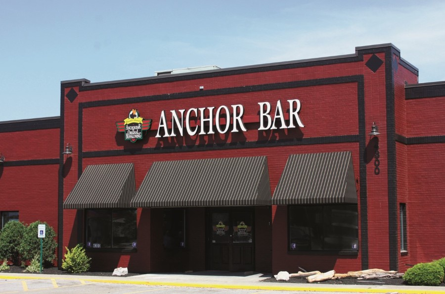 anchor bar opens new restaurant with added features