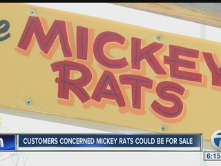 Another summer for Mickey Rats