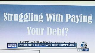 Warning about predatory credit repair companies
