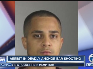 Anchor Bar shooter gets 25 to life