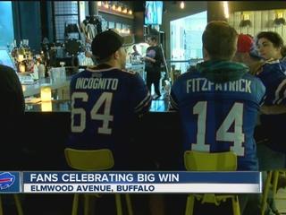 Survey: Bills fans on dating fans of rival teams