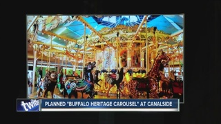 Cuomo announces grant for carousel at Canalside