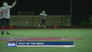 Oct. 14 - Play of the Night