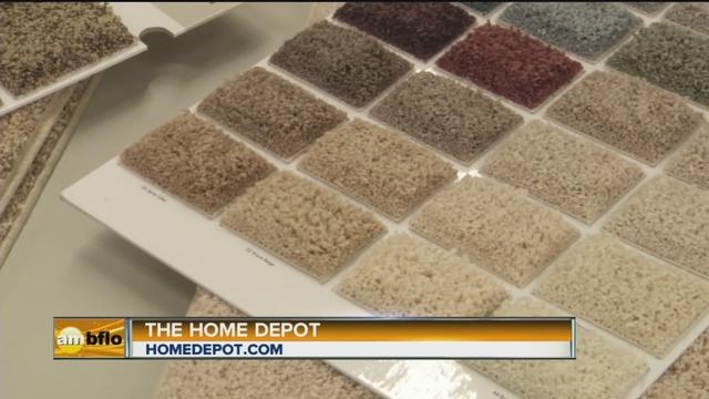 The Home Depot Carpet Choices - WKBW.com Buffalo, NY