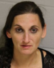 Woman stuffs drugs in body cavity