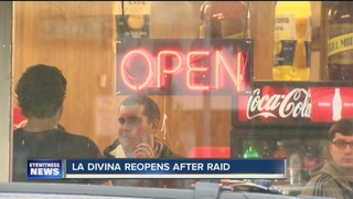 La Divina reopens following ICE raid