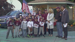 Support Orchard Park Travel Baseball