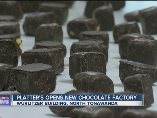 platter u0026 39 s opens new chocolate factory
