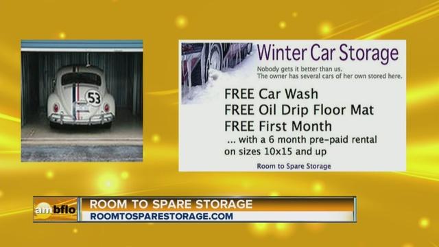 Beau Winter Car Storage