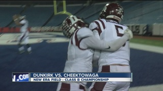 Dunkirk wins first Section VI title