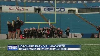 Lancaster wins first Section VI title since 1999