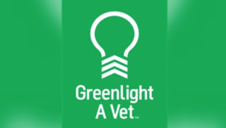 Support veterans with a green light