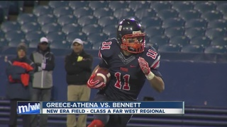 Bennett's historic season ends with loss