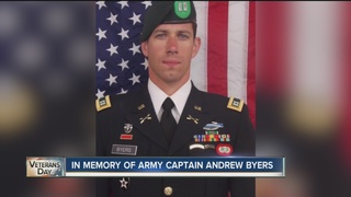 Clarence community remembers Andrew Byers