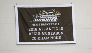 Bonnies offense impresses on banner night