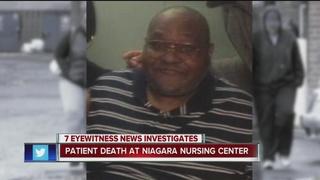 7 INVESTIGATES: Niagara Nursing Home Death