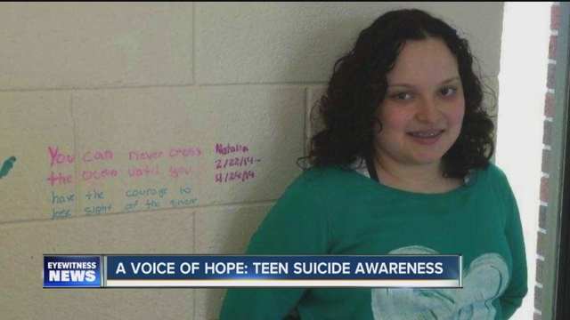 Teen suicide news article girls unsencered
