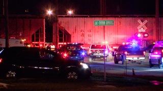 Woman killed by CSX train at Lake Ave crossing