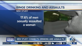 Study: drinking locations tied to sexual assault