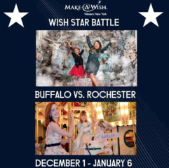 Marco's partners with WKBW for 'Wish Battle'