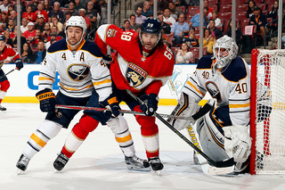 5 Observations: Panthers top Sabres 4-3 in SO