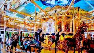 KeyBank gives $1.2M to Canalside carousel