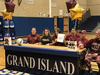 Grand Island soccer star heads to Florida State