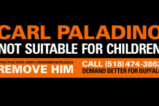 GoFundMe page set up for anti-Paladino billboard