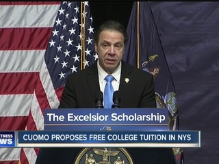 Governor Cuomo to speak at Buffalo State