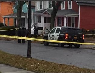 UPDATE: BPD investigating a body found near 33