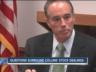 House Ethics panel investigating Chis Collins