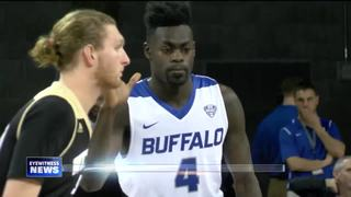 UB rallies, downs Western Michigan 66-54