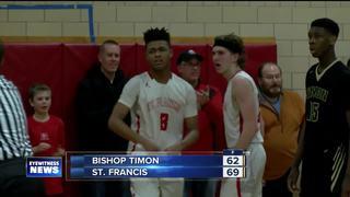WSE & St. Francis secure tough wins