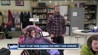 Developmentally disabled say Cuomo forgot them
