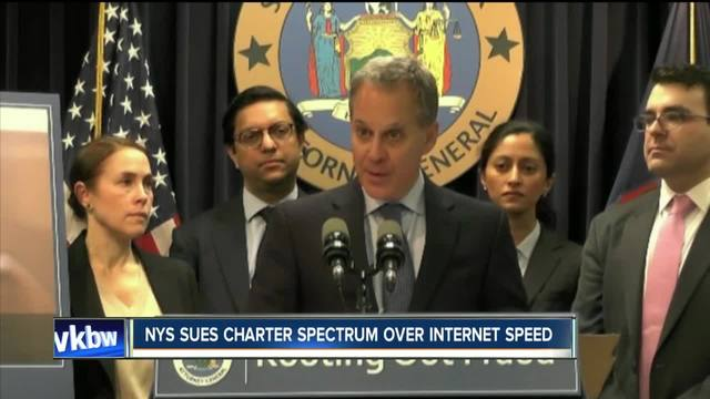 Ny Attorney General Sues Spectrum Time Warner Cable Over