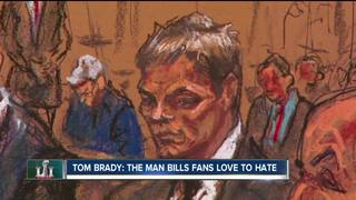 Buffalo hates Tom, Bill and the Patriots
