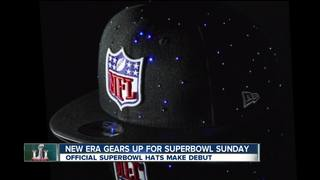 New Era debuts limited edition Super Bowl LI hat