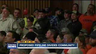 Community responds to Northern Access Pipeline