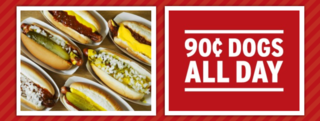 Ted's Hot Dogs celebrates 90 years