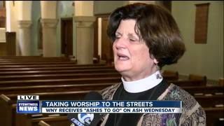 WNY takes worship to the streets
